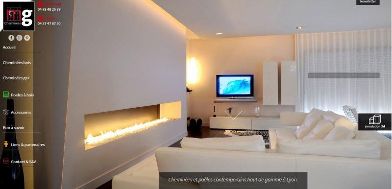 sp cialiste de la chemin e design haut de gamme lyon chemin e installateurs et vendeurs. Black Bedroom Furniture Sets. Home Design Ideas