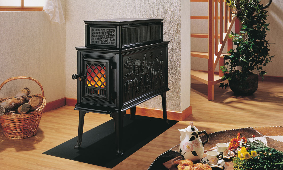 poele a bois jotul f 118 occasion. Black Bedroom Furniture Sets. Home Design Ideas