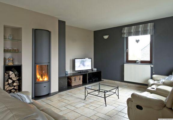 Foyer Salon De Provence : Installation de cheminée et insert à salon provence