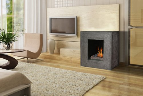 devis et conseils pour une chemin e thanol sans conduit d. Black Bedroom Furniture Sets. Home Design Ideas