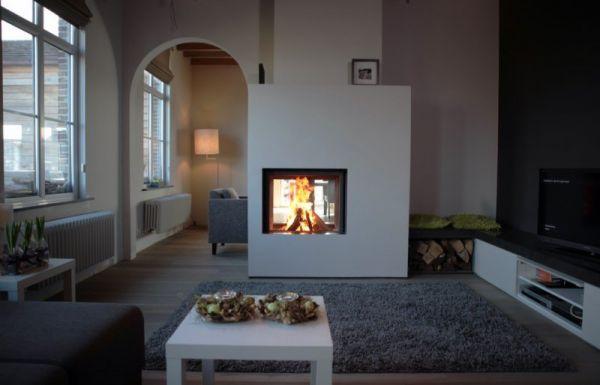 foyer st v double face facile poser chemin e installateurs et vendeurs marseille cheminee. Black Bedroom Furniture Sets. Home Design Ideas