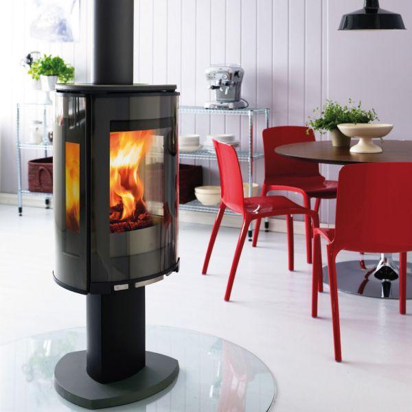 Mod le accessoires marques prix cheminee design moderne - Poele a granule jotul prix ...
